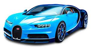 car bugatti chiron bugatti chiron blue car png image pngpix