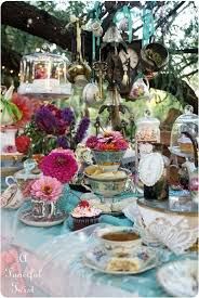 Mad Hatter Tea Party Centerpieces by Best 25 Mad Hatters Afternoon Tea Ideas On Pinterest Tea