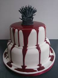 25 game thrones birthday cake ideas