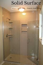 Solid Surface Bathtubs Bathroom Enhance The Elegance Of Any Bathroom With Swanstone Tub