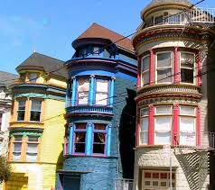 Victorian House San Francisco by Painting Tours Usa U2013 San Francisco French Escapade