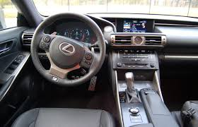 lexus is350 f sport seats motortrend head 2 head infiniti q50s vs lexus is350 f sport