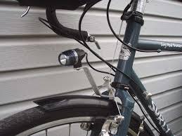 rear bike light rack mount long haul trucker bicycle in kansas