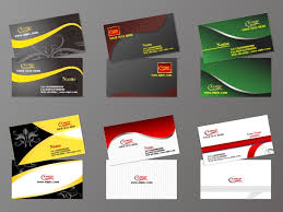 template business card cdr business card template cdr file planmade