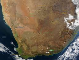 Pretoria South Africa Map by Map Of South Africa Travel