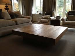big coffee table 10 large coffee table designs for your living room oversized