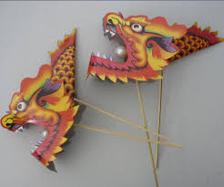 New Year Paper Decorations by Dragon Paper Honeycomb Chinese New Year Decoration Items Buy