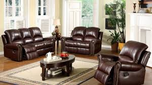brown leather living room sets leather sofa sets for living room living room cintascorner