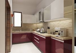 modular kitchen for small white wooden cabinet and blue tile outstanding modular kitchen for small l shaped designs indian homes house decor on kitchen category with