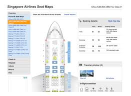 boeing 777 300er sieges the best premium economy seats on singapore airlines b777 300er