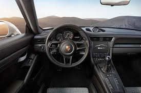 porsche 911 inside geneva motor porsche 911 r revealed motorchrono