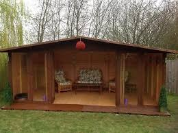 Summer House In Garden - 67 best garden shed images on pinterest home architecture and