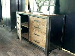 meuble cuisine industriel meuble cuisine industriel le style industriel cote meubles image