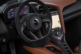 mclaren 720s 2018 mclaren 720s steering wheel 02 motor trend