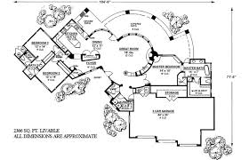 Southwestern House Plans House Plan 54619 At Familyhomeplans