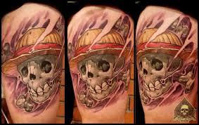one piece tattoo picture tattoos by b schweizer g antoniou δ κιορφελεκας c cruach one
