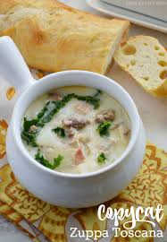 olive garden family meal deal copycat zuppa toscana soup recipe from olive garden finding zest