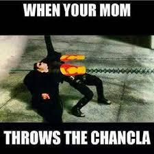 chancla memes popsugar latina