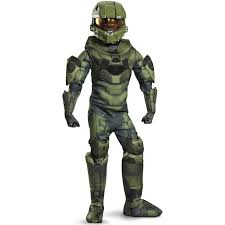 Halo Reach Halloween Costume Master Chief Games Master Chief Video Games