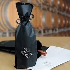 wine gift bag wine bottle gift bags personalized 5 x 16 paper