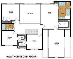 the hawthorne by rosewood home builders custom house plans floor plans