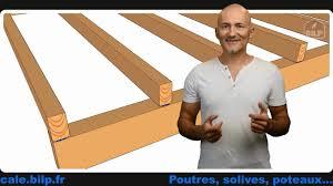 terrasse en bois suspendue les cales en plastique pour terrasse en bois youtube