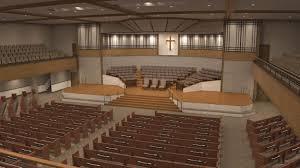 Renovations by Church Renovations U0026 Remodeling Sanctuary U0026 Pew Restoration