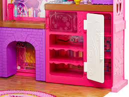 Barbie Dream Furniture Collection by Barbie Camping Fun Cabin Playset Walmart Com