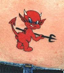 angel devil tattoos devil tattoo pictures devil tattoos