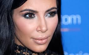 halloween makeup app kim kardashian among those favoring shades clarins