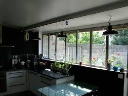 cuisine moderne ouverte aménagement maison en loft d un lieu à l autre cuisine moderne