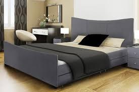 Santiago Bed Frame Santiago 4 Drawer Fabric Storage Bed