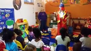 birthday clowns it tougher than you think i ll take that bubbles the clown magic show learn childcare
