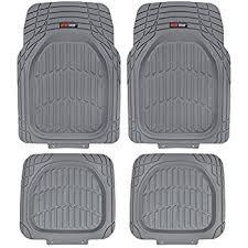 jeep liberty car mats amazon com motortrend flextough rubber floor mats cargo set