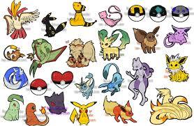 pokemon sticker project the complete set batch 1 tae u0027s