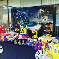 transformers party decorations transformers party ideas for a boy birthday catch my party