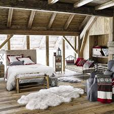 chambre style chalet lovely deco chambre style chalet 6 decoration chalet montagne