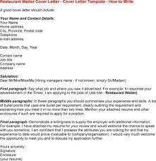 restaurant steward cover letter