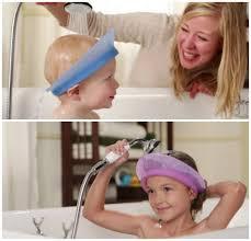 kair air cushioned kids bath visor baby shampoo shields