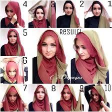 tutorial hijab pashmina tanpa dalaman ninja tutorial cara memakai kerudung dengan berbagai gaya nibinebu com