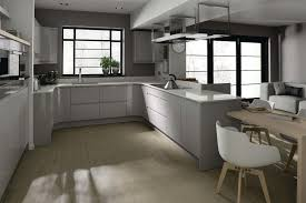 White Gloss Kitchen Cabinet Doors by High Gloss Kitchens