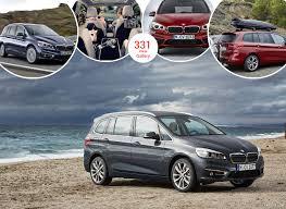 bmw minivan 2016 bmw 2 series gran tourer caricos com