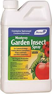 amazon com monterey garden insect spray with spinosad