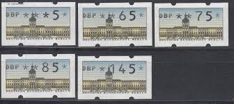 K He Komplett G Stig Kaufen Automatenmarken Automatenmarken Günstig Kaufen Im Briefmarken
