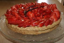 aux fraises cuisine tarte aux fraises et à la crème pâtissière amour de cuisine