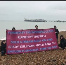 Purple Flag Beach Media Tweets By Real West Ham Fans Action Group Realwesthamfans