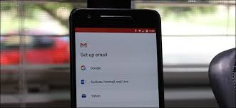 how to add to a on android how to add a non email account to gmail on android