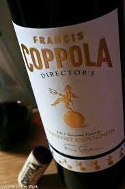 coppola director s cut 2013 francis ford coppola winery directors cut cabernet sauvignon