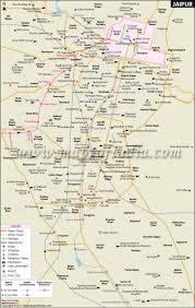 Dubai India Map by About Pink City Jaipur Rajasthan Tourist Attractions