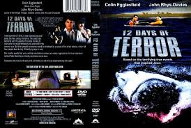 12 days of terror dvd covers labels by covercity